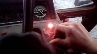 Odpalanie MTZ 550 przy -1