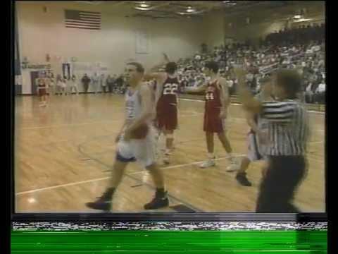 Columbiana at Lisbon Basketball News Highlights 1995