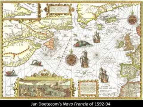 Sea Monsters On Medieval Amp Renaissance Maps Youtube