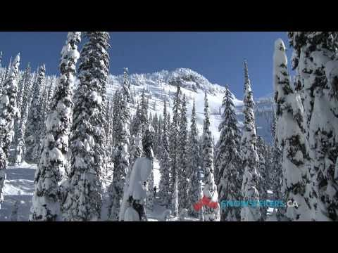 Whitewater Ski Resort, Nelson, BC, Canada - The SnowShow