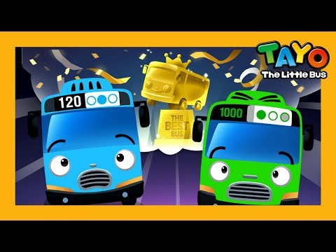 [Tayo Character Story] #10 The Most Popular Bus