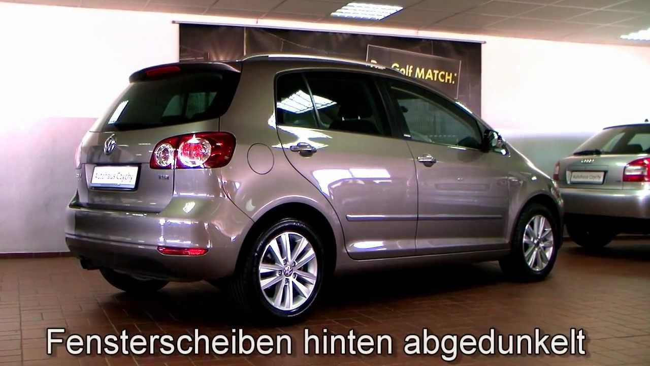 volkswagen golf plus 1 4 tsi style kaschmirbraun metallic cw524537 youtube. Black Bedroom Furniture Sets. Home Design Ideas