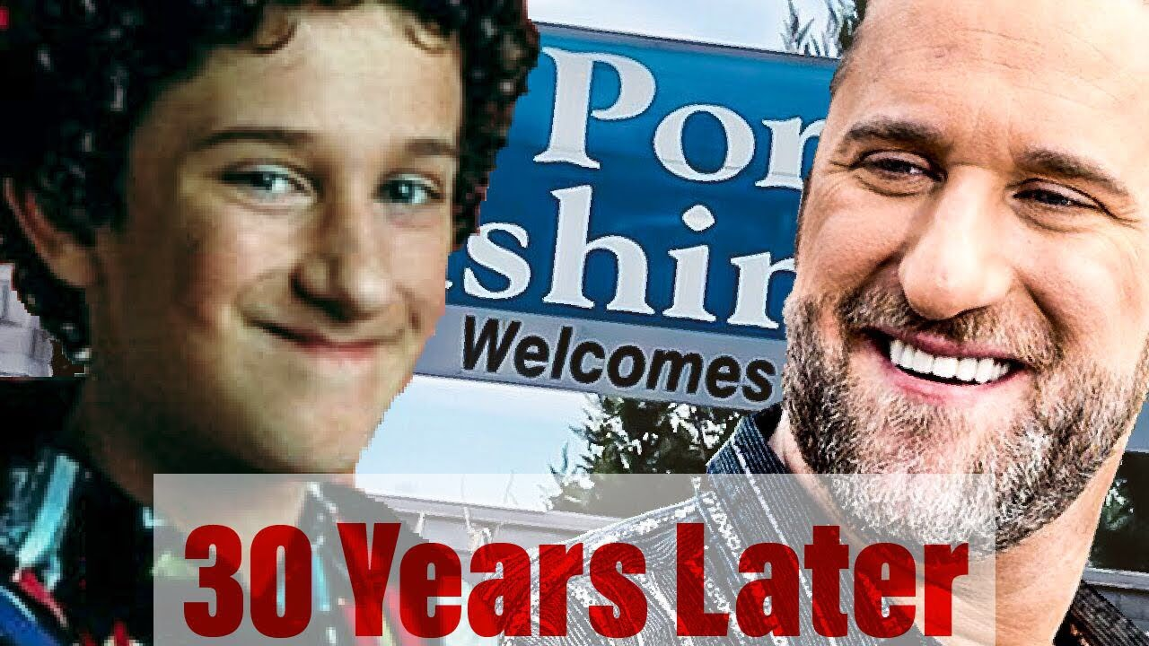 Saved by the Bell's Dustin Diamond 30 Years Later - YouTube