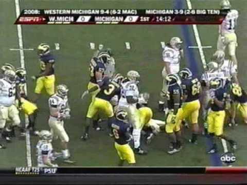 2009: Michigan 31 WMU 7