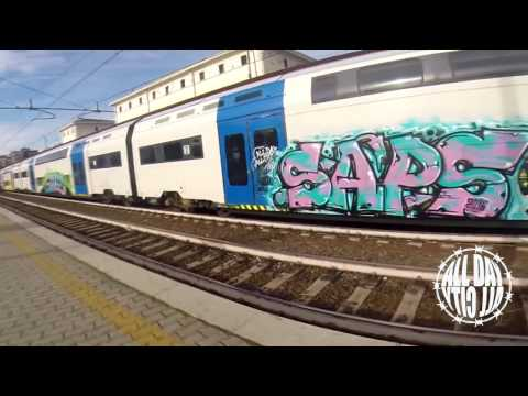 SAPS CREW ALL DAY ALL CITY CHAPTER 1 BUENOS AIRES