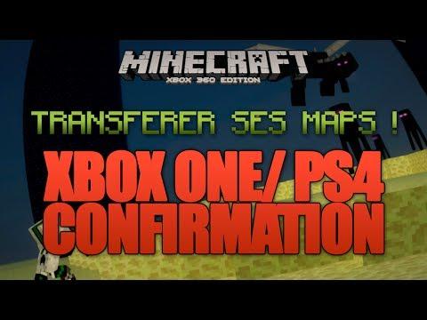 Minecraft XBOX/PS3 - TRANSFÉRER SES SAUVEGARDES SUR NEXT-GEN CONFIRMÉ !