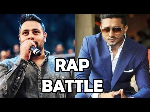 Honey Singh Is Back 2017 | Honey Singh Vs Badshah Rap Battle (clickbait) Roast
