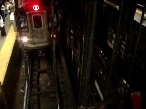 trenes de NEW YORK