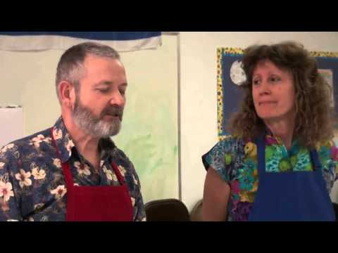 Raw Food Class 11 - Top 10 Herbs (Part 1 of 4)