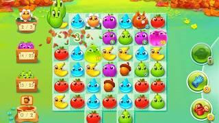 Let's Play - Farm Heroes Super Saga iOS (Level 21 - 27) screenshot 5