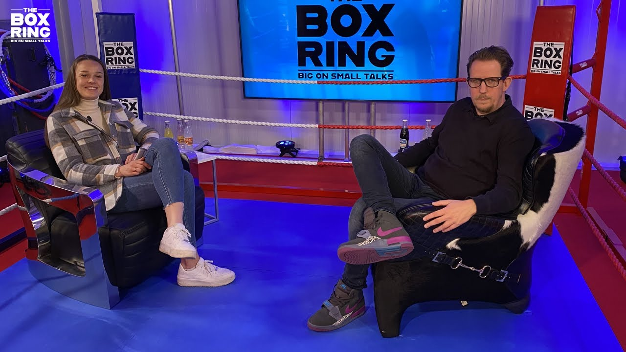 The Boxring met Tine De Caigny