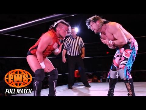 Kenny Omega vs Sami Callihan vs Matt Macintosh vs Mario Bokara   Pro Wrestling Syndicate