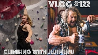 CLIMBING WITH JUJIMUFU | VLOG #122