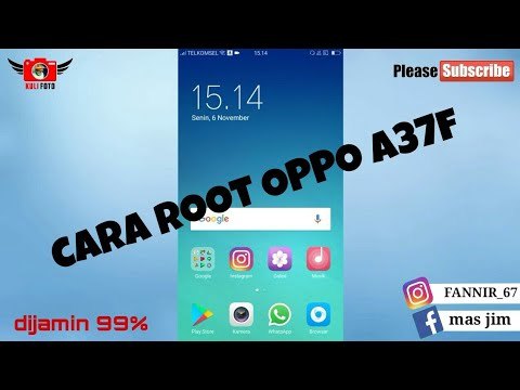 Real... Root Oppo a37/A37F paling mudah tanpa harus anlock bootloader devices. Free Download File Ro.