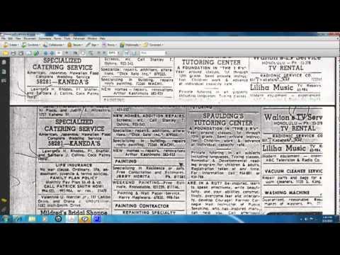 1961 Honolulu Advertiser births August 3 4 5 6 7 8 13 14 15 16 17 18 19 20 21 22 23 24 25 26 27