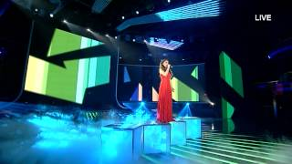 "Floriana - ""All the man that I need"" - X Factor Albania 4 (Netet LIVE)"