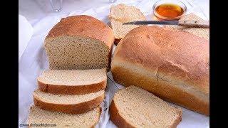 Whole Wheat Bread - Chef Lolas Kitchen