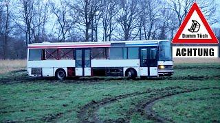 Unser neuer Bus - Was soll damit passieren? | Dumm Tüch