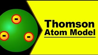 9th science structure of atom thomson model of atom