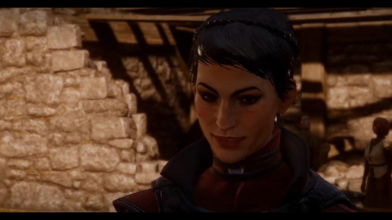 Dragon Age Inquisition Unfinished Business Quest Part 1