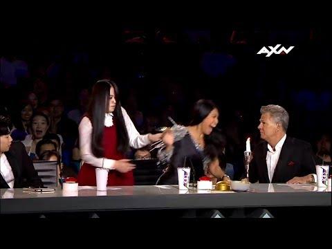 The Sacred Riana Grand Final Asia Got Talent 2017