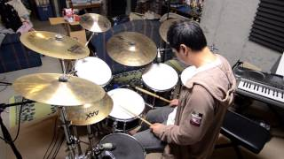 Mic Test #1: Counter Attack Mankind {drum cover}