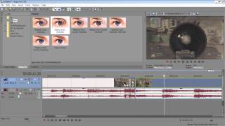 Sony Vegas Pro#4 How To Do The Swirl Effect