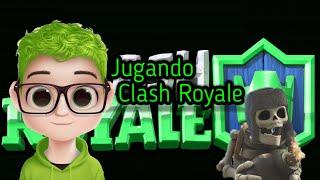 Jugando Clash Royale en mi 2 cuenta    |     Clash Royale
