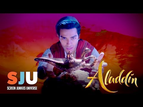 New Aladdin Trailer Drops! Here's Our Thoughts - SJU