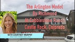 New Homes in Castle Rock ColoradoThe Arlington Model by Richmond at Cobblestone Ranch