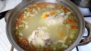 Как вкусно сварить суп из пачки