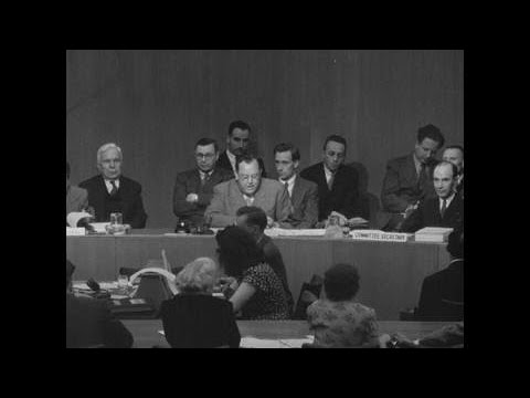 1st Meeting of Special Committee on Palestine (1947)
