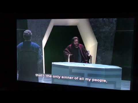 Wagner Parsifal Act I Clip Two