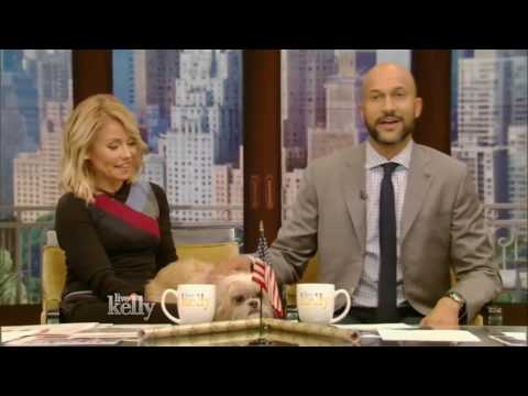 Live With Kelly and co host Keegan Michael Key July 20 2016 Mila Kunis Jessie J 72016