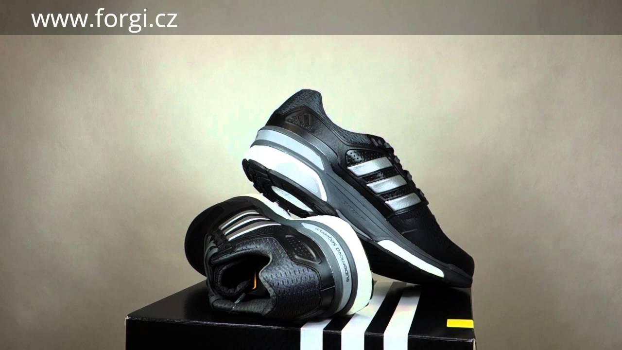 63adf2e9c0aa5 Pánské boty adidas supernova sequence boost 8 m S78289 - YouTube