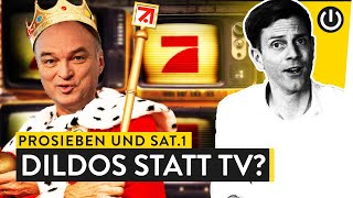 "Konzernkrake ProSieben - Was zu ""We love to entertain you"" noch ..."