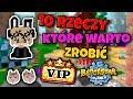 10 Rzeczy Które Warto Zrobić Będąc VIP na BlockStarPlanet!