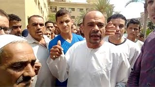 أول فيديو من مستشفى ديرب نجم بعد كارثة الغسيل الكلوي وفاة 3 مرضى