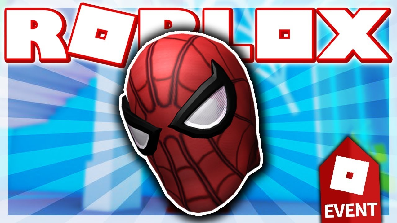 Roblox Spider Man Homecoming Shirt - How To Get Spidermans Mask Roblox Spiderman Event Heroes Of Robloxia