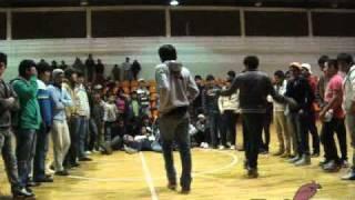 Electrofight 4   INTERMEDIUM  FINAL   joel (Electro Dynamite) vs pollo (Empire Rangers)