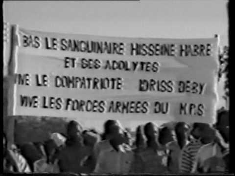 Le Tchad de Hissène Habré Part 1 of 3