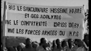 Le Tchad de Hissène Habré Part 1 of 3