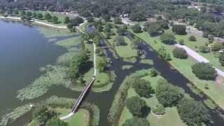 Venetian Gardens Park - Leesburg, FL - DJI Phantom 3