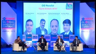 "CIO Panel Discussion on ""Equity Outlook 2018"" @ MFGIC 2018"