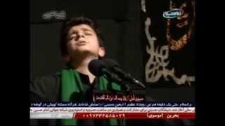 وای امان از دل زینب : مرحوم سیدمحمدباقر علوی، حسینیه کربلاییهای قم