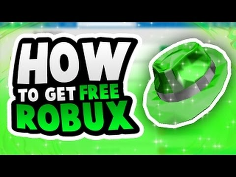 HOW TO GET FREE ROBUX ON ROBLOX 2017! - YouTube