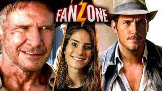 Chris Pratt dans INDIANA JONES 5 ? - FanZone