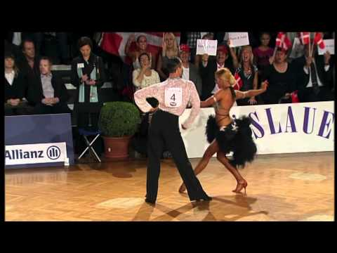 2010 IDSF World Ten Dance - Part III