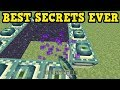 best minecraft xbox 360 ps3 secret features ever