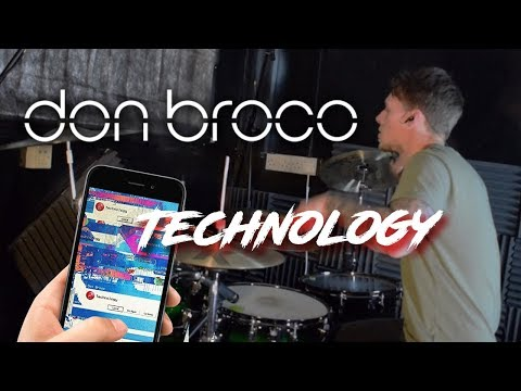 Don Broco - Technology | Drum Cover